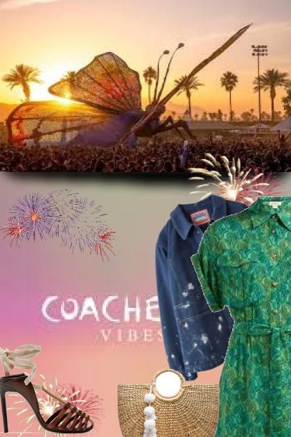 Music festival dressing 2- Fashion set