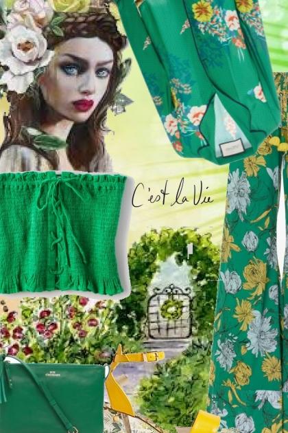 Green Goddess 8