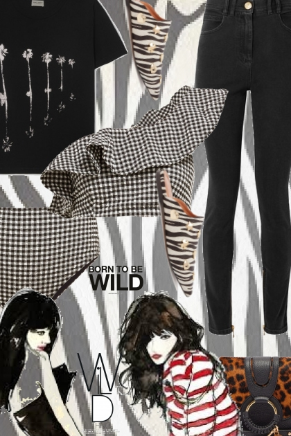 Show your wild side