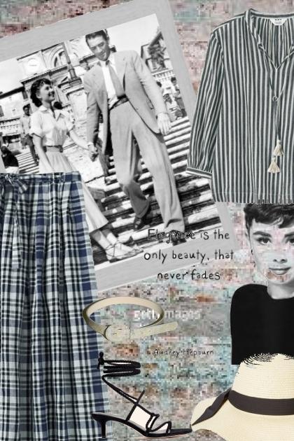 Being Audrey