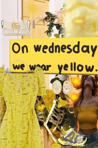 Yellow Wednesday