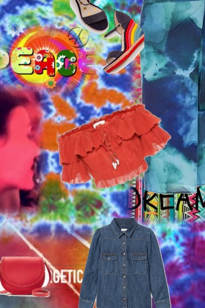 Energetic,psychedelic summer