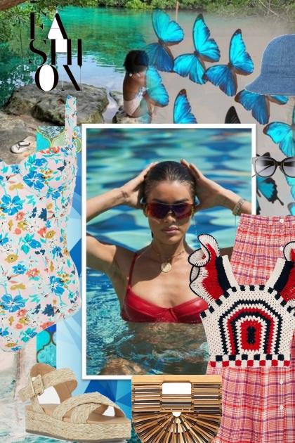 Island in the sun- Fashion set