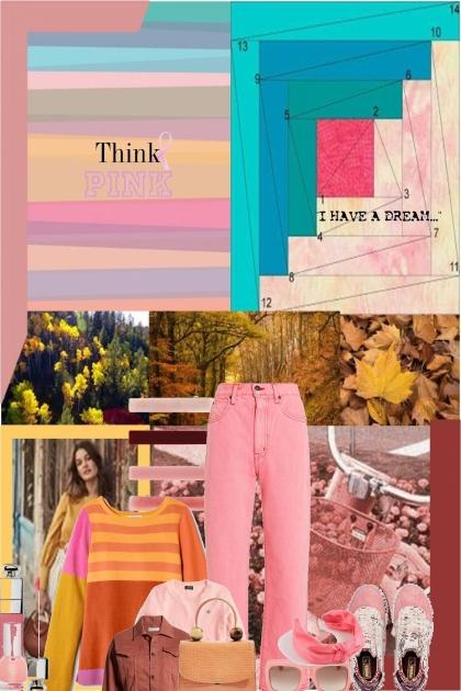 Think Pink 7- Fashion set
