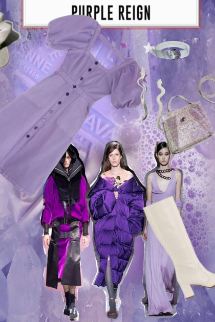 fall trend'19- purple rain