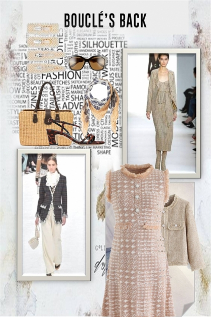 office party-tweed set-fall trend