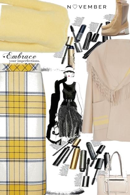 On the fringes 3- Combinaciónde moda