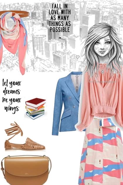 brighten your dreams- Kreacja