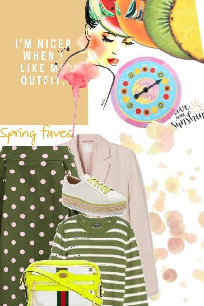 spring blushes