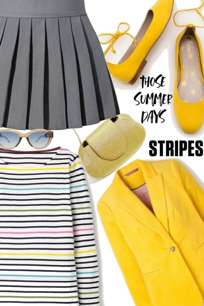 pleats and stripes 2