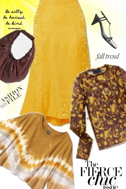 yellow and brown 2
