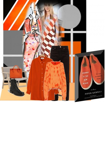 Orange is the new black 2- Fashion set