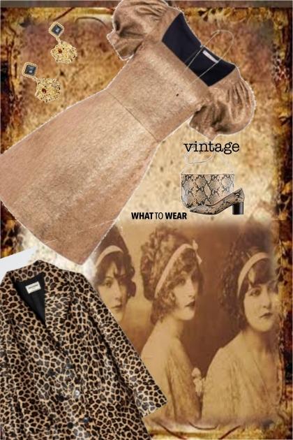 ye olde worlde- Fashion set