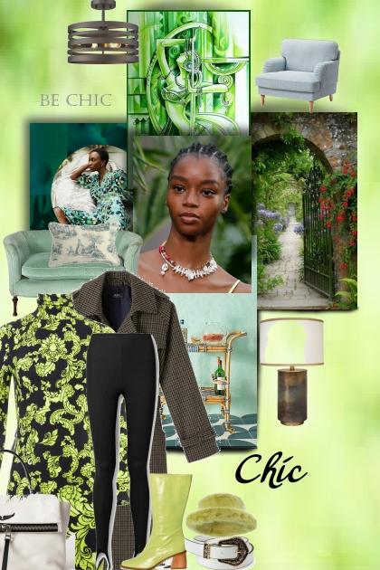 chic and true- Fashion set