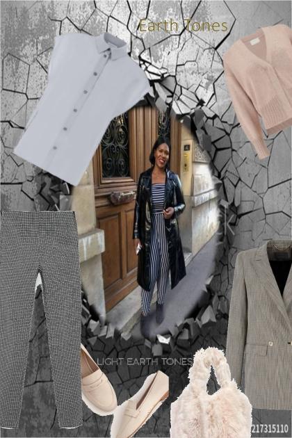 chalky palette- Модное сочетание