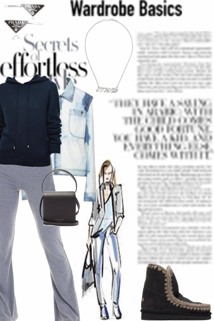 effortless style 2- Fashion set