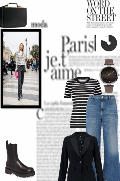 Ah! Paris in the spring!