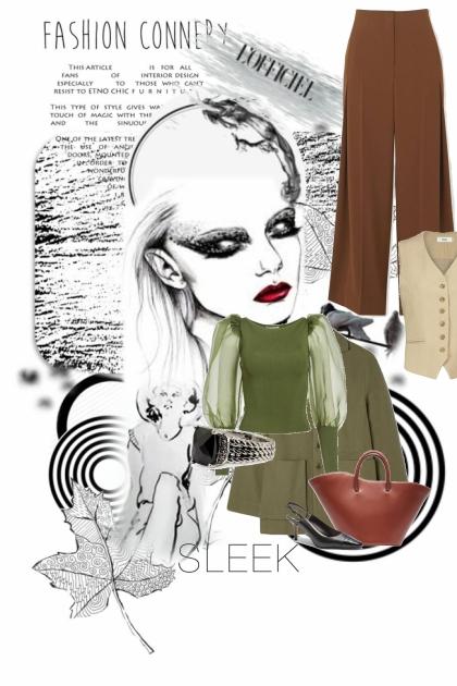fashion and art- Fashion set