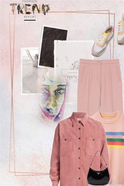 pinky swear- Fashion set