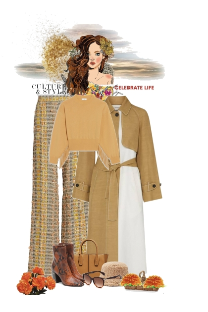 sun in your life- Fashion set