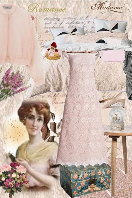 Milady's boudoir