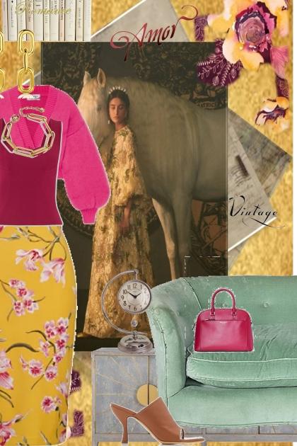 Marigold 2- Fashion set