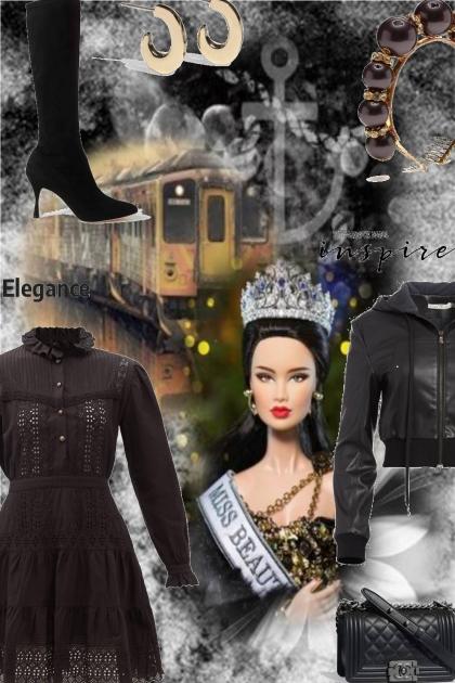 elegant inspiration- Fashion set