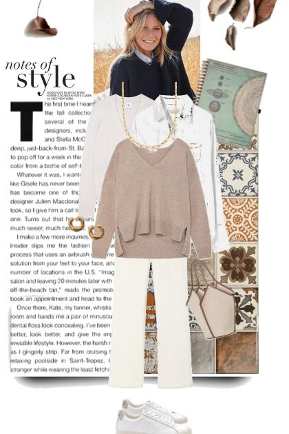 casual elegance 4- Fashion set