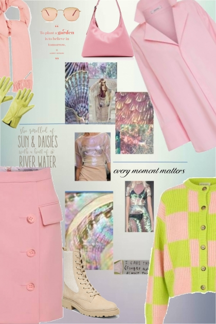 memories shine brighter as they grow older- Fashion set