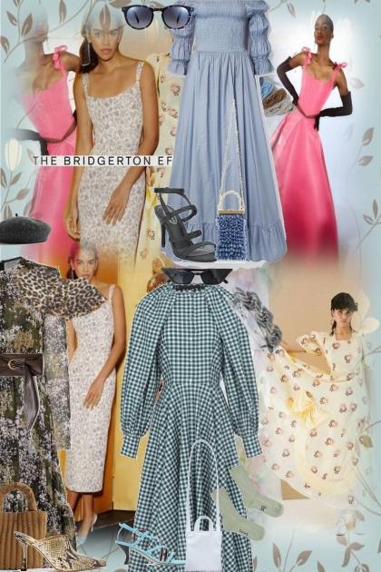 The Bridgerton effect- Fashion set