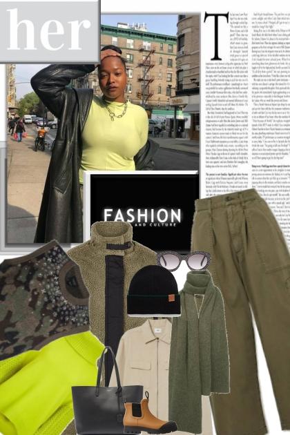unique style- Fashion set