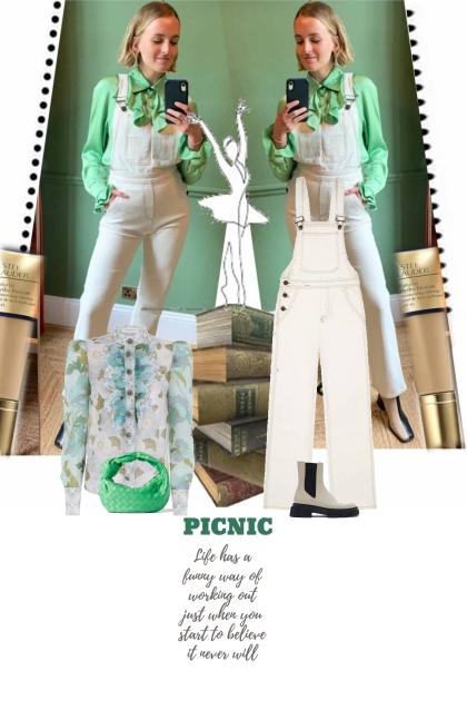 picnic pretty