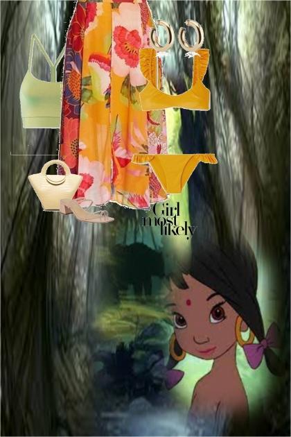 Shanti (Jungle Book)