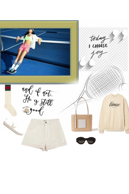 Voila, Roland Garros!