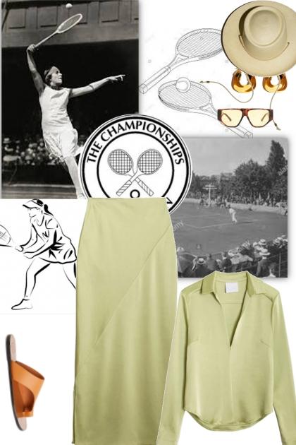 Wimbledon calling 3