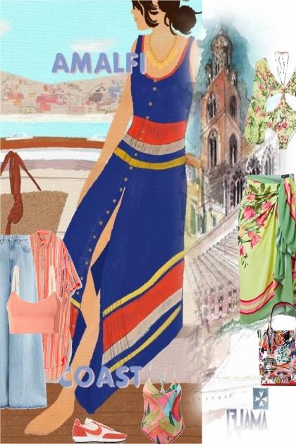 travel notes- Amalfi- Fashion set