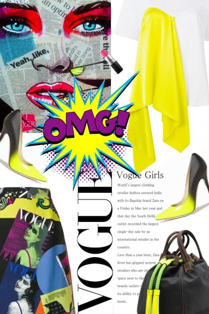 Vogue Girls