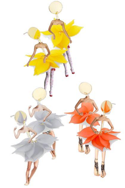Dancing Earrings 3