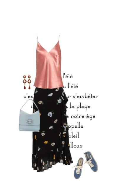Summer Evening- Fashion set