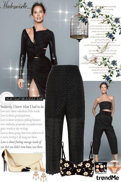 Christy!- Combinazione di moda