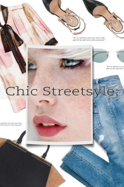 Chic Streetstyle 2018