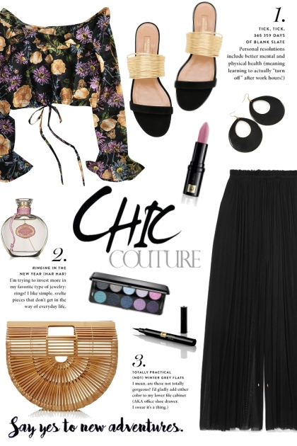 Chic Couture!