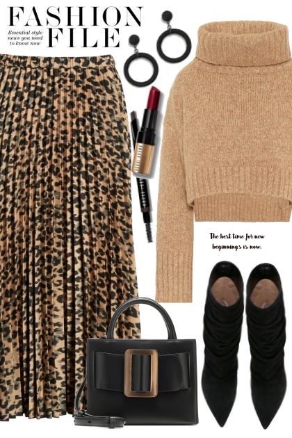 Fashion File!- Combinaciónde moda