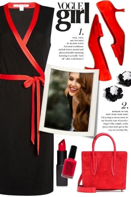 Vogue Girl!