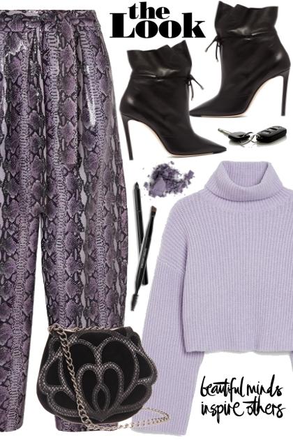 Purple Style!