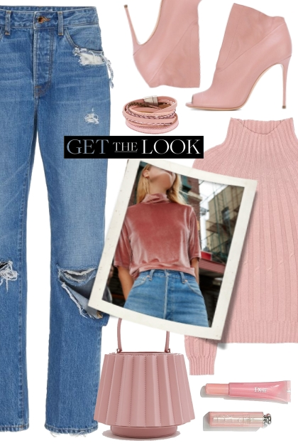 Pink Get The Look!