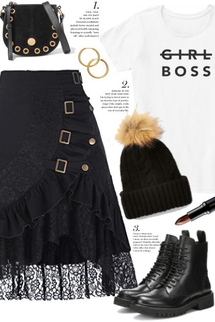 Girl Boss!