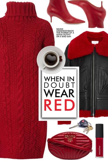 Wear Red!