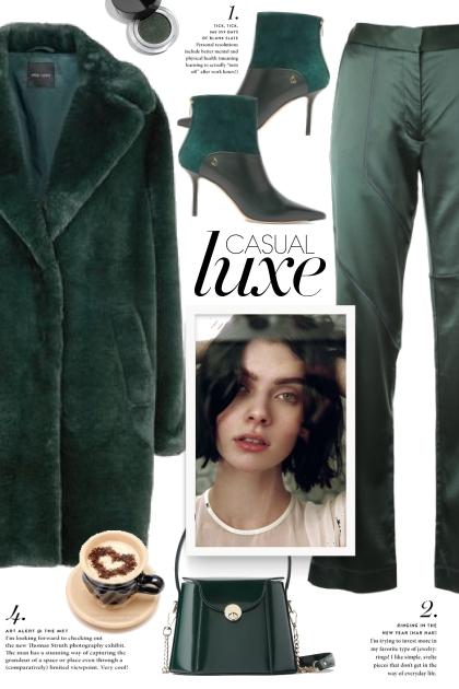 Green Coat!