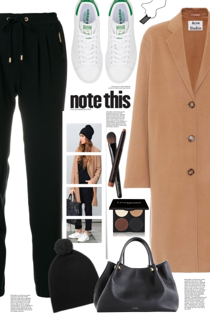 Camel Coat!- Modekombination